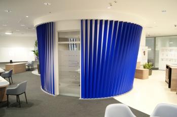 Innowacyjny i ekologiczny oddział Deutsche Bank PBC
