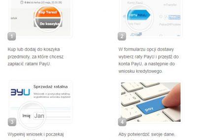 Kredyt XXI wieku - PayU i Spółka Alior Sync uruchamiają raty online na Allegro