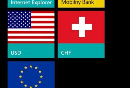 Mobilny Bank działa już w telefonach z Windows Phone