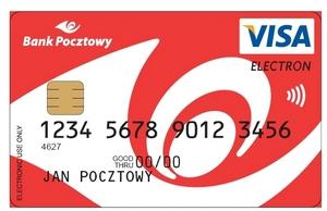 Karty zbliżeniowe w Banku Pocztowym