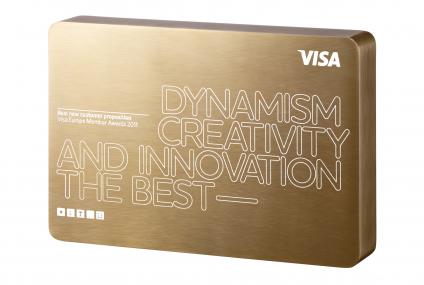 Bank Millennium: karta Impresja nagrodzona w konkursie Visa EuropeMember Awards 2011