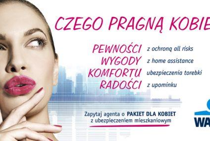 """Reklama TUiR Warta """"Czego pragną Kobiety"""" najlepsza w 2011 roku"""