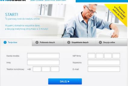 Automat udzieli kredytu w Idea Banku. Szykuje się rewolucja?