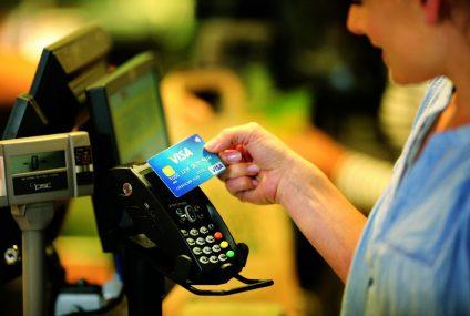 Szybki przyrost liczby zbliżeniowych kart Visa oraz liczby i wartości zbliżeniowych transakcji