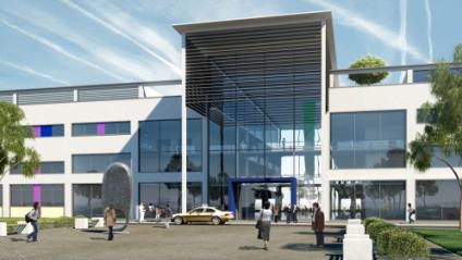 Projekt koncepcyjny szpitala w Żywcu przyjęty