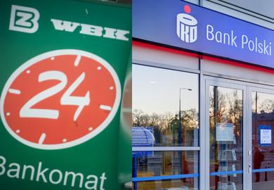 PKO BP i BZ WBK też myślą o sprzedaży ubezpieczeń przez bankomaty