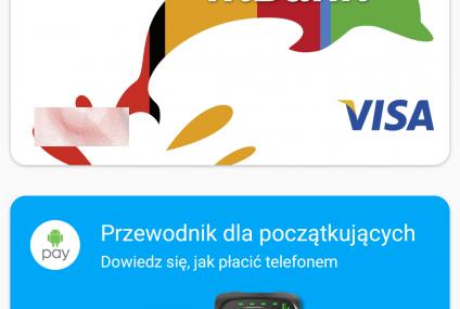 mBank udostępnił dla kart Visa płatności Android Pay. Jest też kilka innych nowości