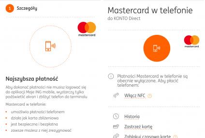 Przetestowałem karty Mastercard HCE w ING Banku Śląskim. Zobacz, jak to działa