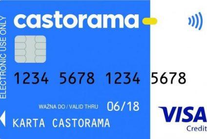 Wiosenne remonty z nową karta kredytową Castorama Santander Consumer Bank