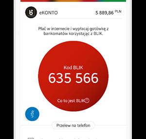 """Polski Standard Płatności wdraża płatności BLIKIEM metodą """"jednego kliknięcia"""" w kolejnym banku"""