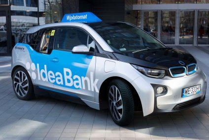 Idea Bank likwiduje mobilne wpłatomaty. Samochody będą jeździły tylko do końca lutego