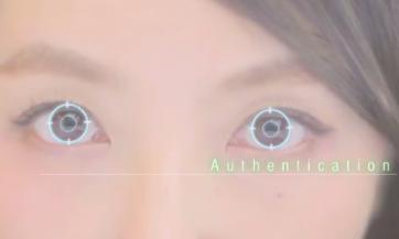 Przelew autoryzujesz siatkówką oka