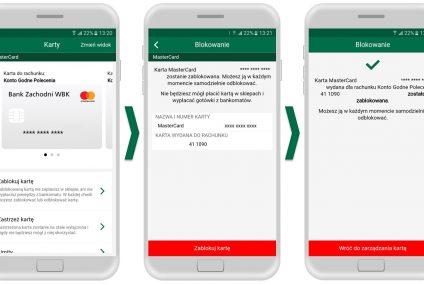 Szykuje się duża aktualizacja BZWBK24 mobile. Będzie czasowe blokowanie kart i powiadomienia push w miejsce płatnych alertów