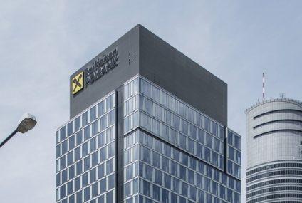 Raiffeisen Bank Polska zaprezentował wyniki za I półrocze