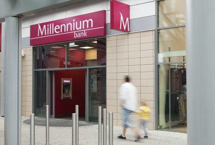 Bank Millennium pracuje nad Millenetem nowej generacji. Wkrótce udostępni go klientom