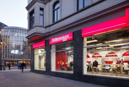 Bank Millennium otrzymał od Urzędu Ochrony Konkurencji i Konsumentów zgodę na przejęcie Euro Banku