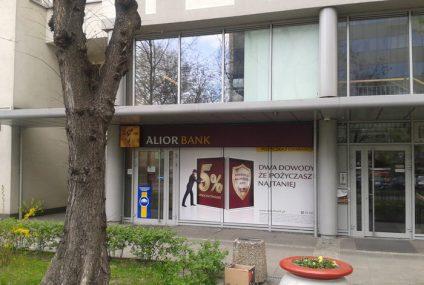 Alior Bank wyemituje obligacje o wartości 250 mln zł