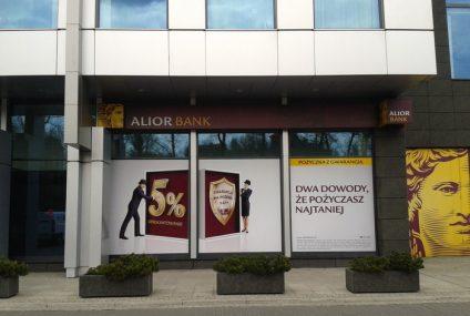 Wyniki finansowe Alior Banku za II kwartał 2017 r.
