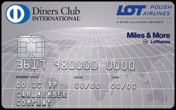 Karta Diners Club LOT najlepszą kartą kredytową w podróży biznesowej