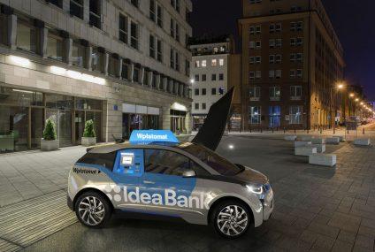 """Idea Bank o nowym projekcie: """"Zrekompensuje klientom brak mobilnych wpłatomatów"""""""