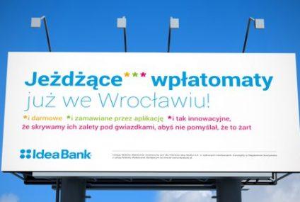 Jakie tajemnice kryją gwiazdki? – nowa kampania Idea Banku wkracza do Poznania i Wrocławia