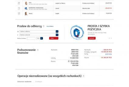PKO BP wprowadza nowy system bankowości internetowej