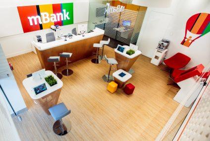 Nowości w mBanku: oprocentowanie maksymalne kredytów, zatwierdzanie mTransferu Blikiem, czat i wideo w aplikacji