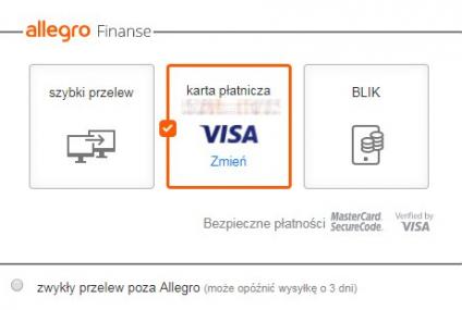 Allegro Finanse – nowa marka w serwisie Allegro.pl