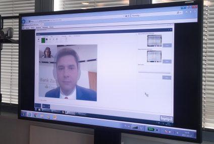 BZ WBK rusza z wideoweryfikacją wykorzystującą biometrię. Ma być dokładniejsza niż weryfikacja w oddziale