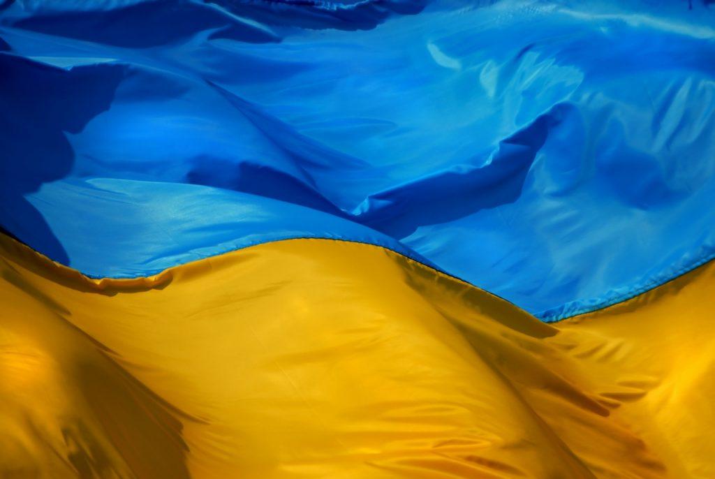 Ukraina, flaga Ukrainy