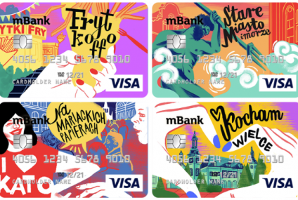 Płać abonament za zdjęcie na karcie. To pomysł mBanku na kartę Visa Foto