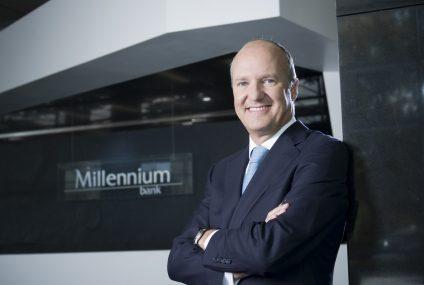 Millennium ma nową strategię. Stawia na cyfryzację i współpracę z fintechami