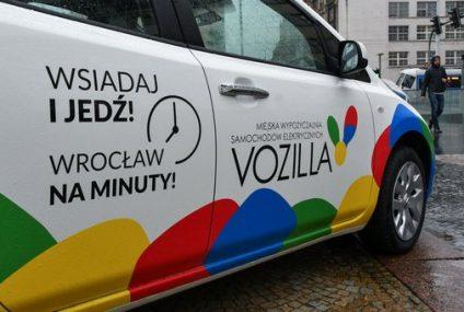 PayU z umową z Vozillą - miejską wypożyczalnię samochodów elektrycznych we Wrocławiu