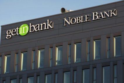 Strata netto Getin Noble Banku w II kw. '17 wyniosła 67,7 ml n zł