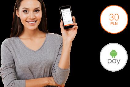 Allegro zwraca 30 zł za zakupy z wykorzystaniem Android Pay