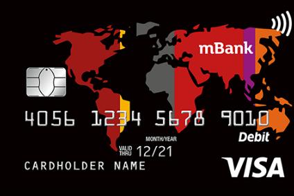 Visa Aquarius Świat – nowa karta wielowalutowa w mBanku