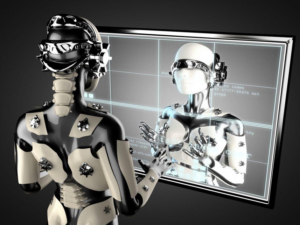 robot, technologie, innowacje, technologia