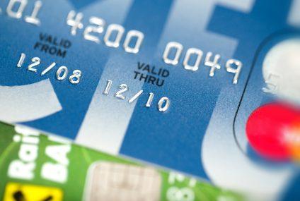 W marcu 13,5 proc. kart kredytowych mniej