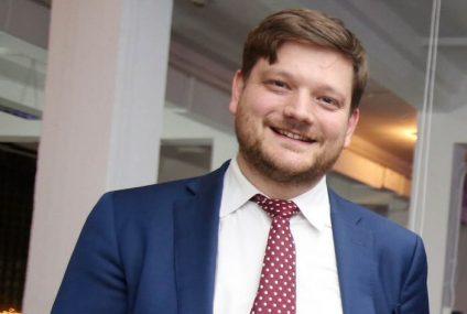Ignacy Morawski liderem innowacji New Europe 100