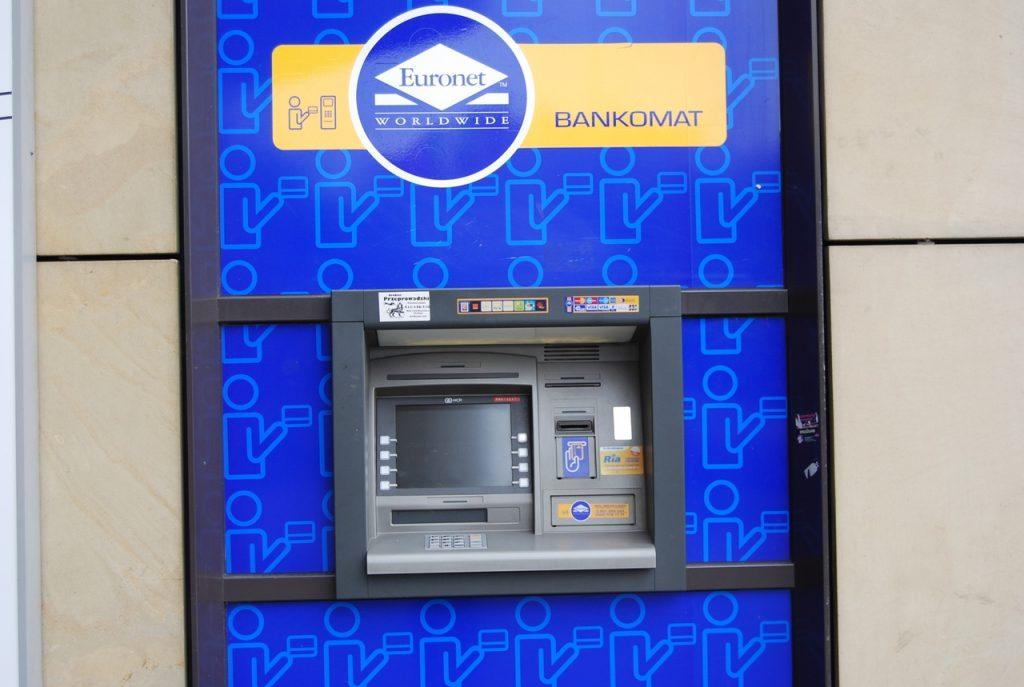 euronet, bankomat