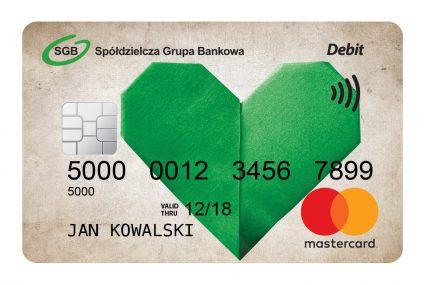 100 złotych bez PIN-u dla klientów Banków Spółdzielczych SGB