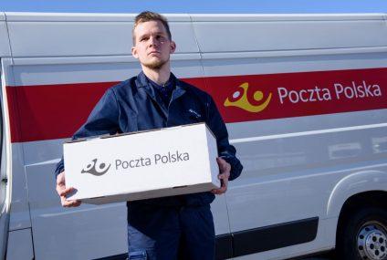 Poczta Polska: wzrost płatności bezgotówkowych w czasie pandemii