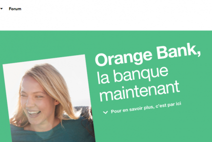 Orange uruchamia we Francji Orange Bank