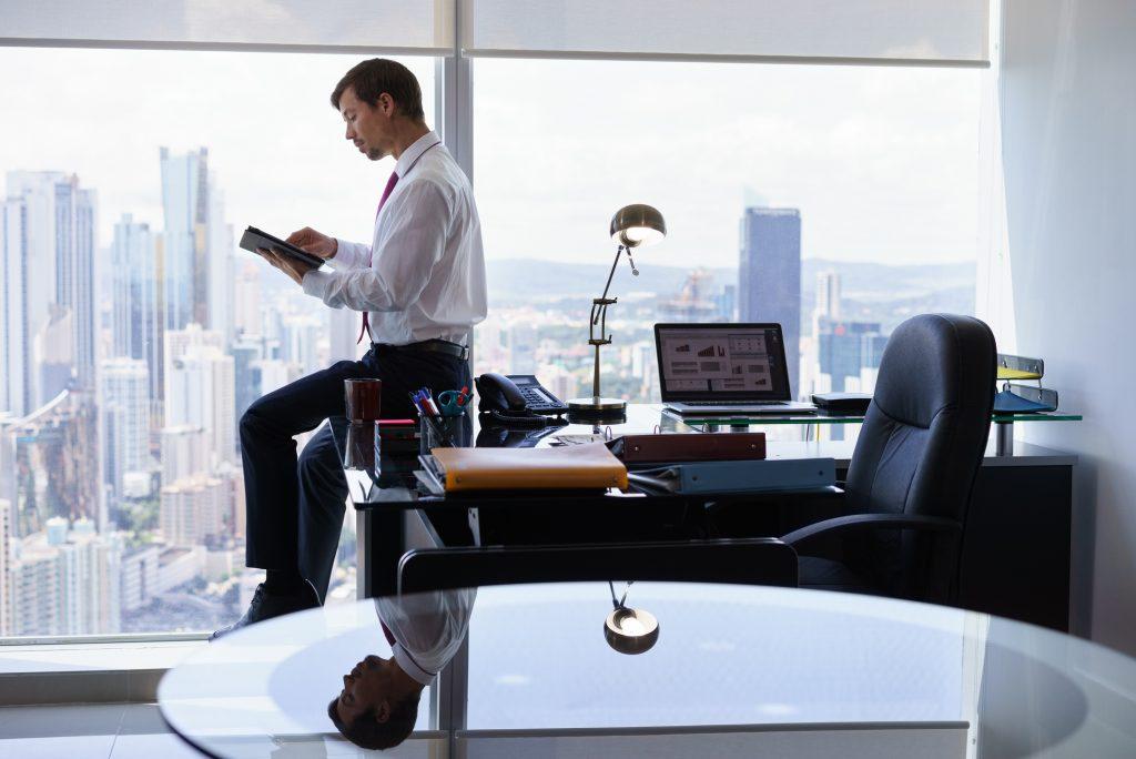 biuro, praca, ludzie