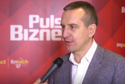 Bartosz Ciołkowski z Mastercarda o Soft POS-ie na Impact fintech'17 [wideo]