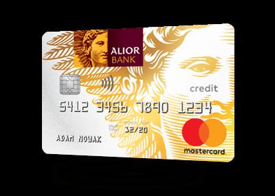 Nowa karta kredytowa w Alior Banku - Mastercard TU i TAM. Bank wycofał z oferty kartę Gold