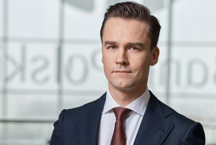 """Prognozy 2018. Szymon Wałach, PKO BP: """"Jednym z kluczowych elementów strategii rozwoju banku jest transformacja cyfrowa"""""""