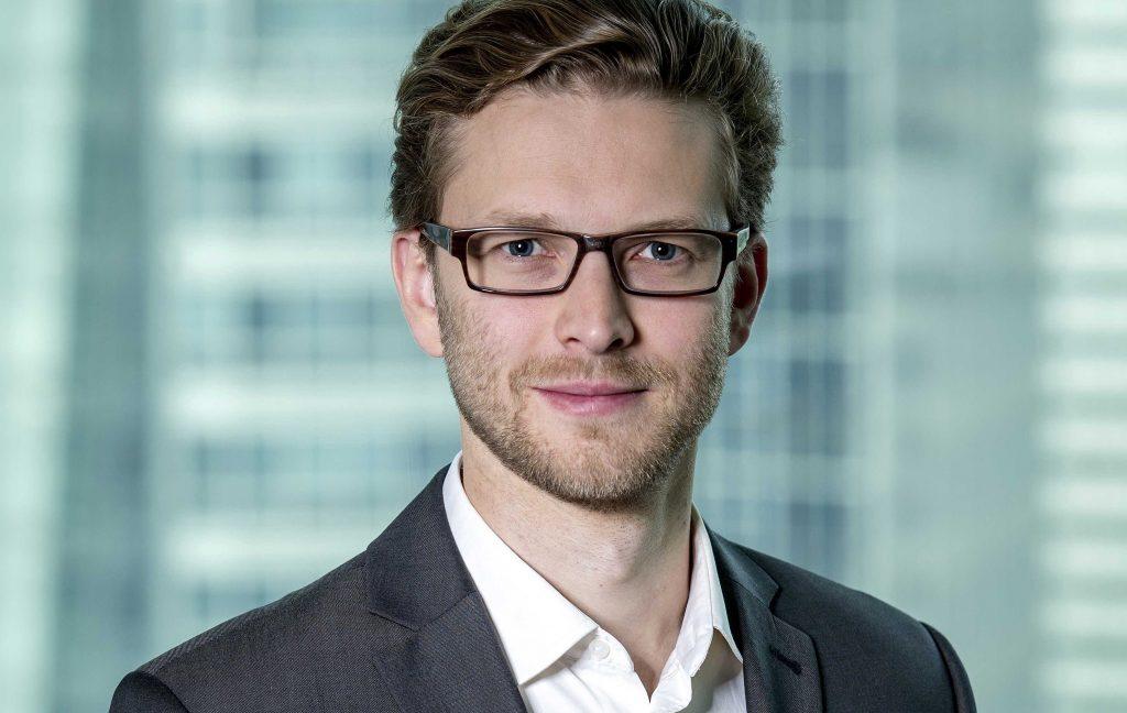 Aleksander Naganowski, dyrektor ds. rozwoju nowego biznesu w polskim oddziale Mastercard Europe.