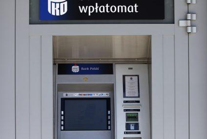 PKO BP posiada już 1000 wpłatomatów