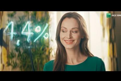 BGŻ BNP Paribas wykorzystał magię w nowym spocie reklamowym